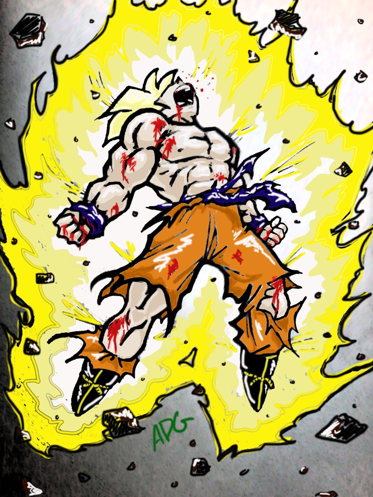 S.S. Goku (The End of Namek)