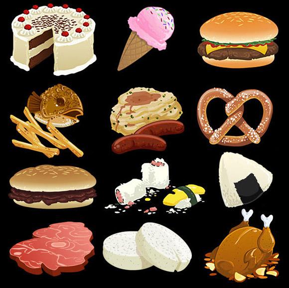 Icons- Food 1