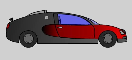My Bugatti Veyron Attempt