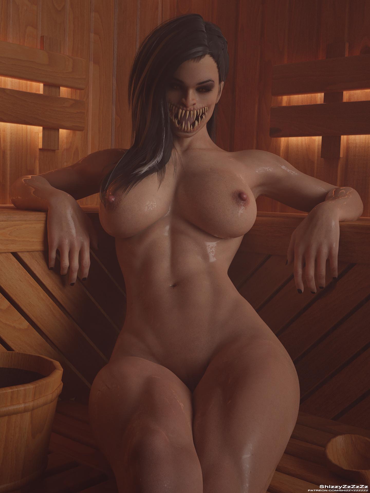 Mileena nude