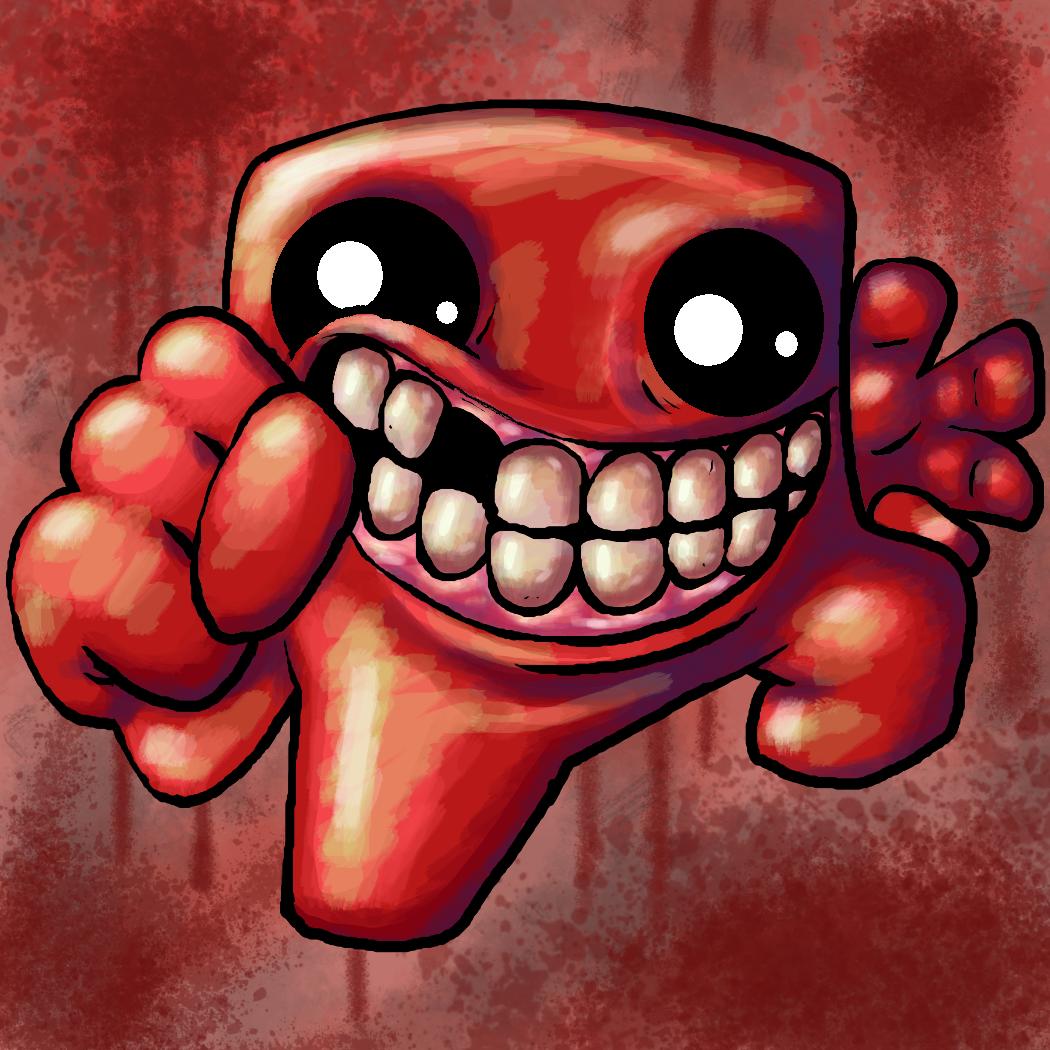 Meat Boy Fan Art