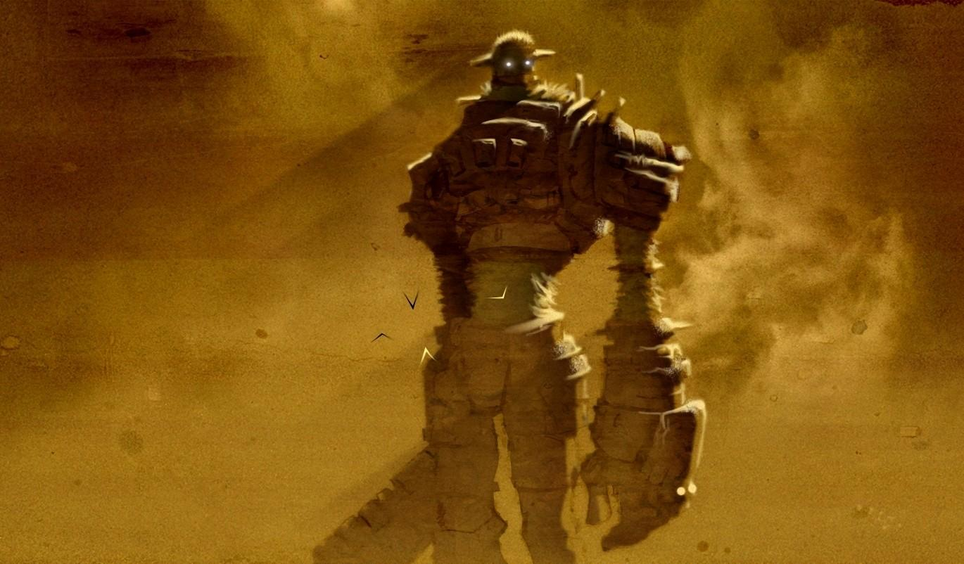 Shadow of the Colossus (1)