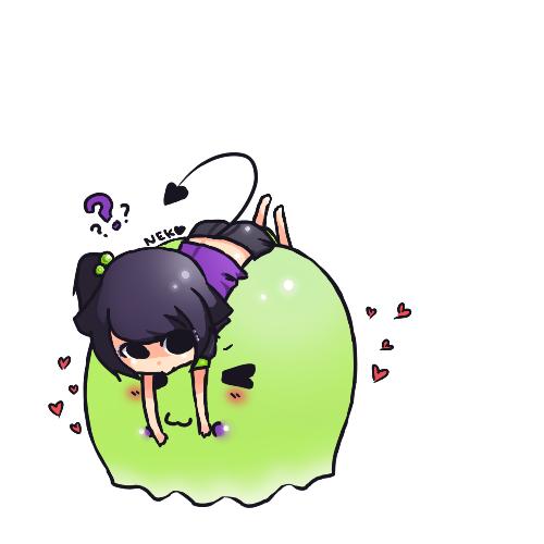 Kittynapping Blobb