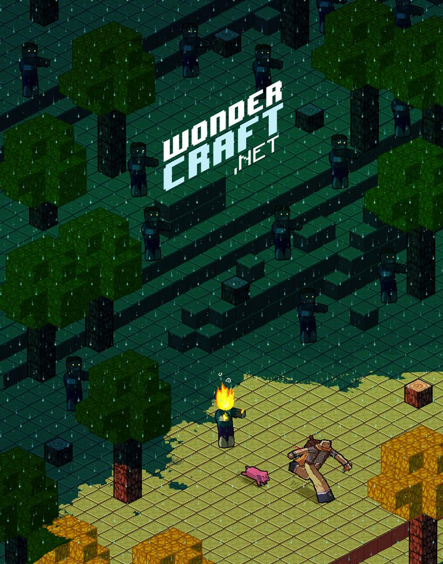 Pixel Art - Run