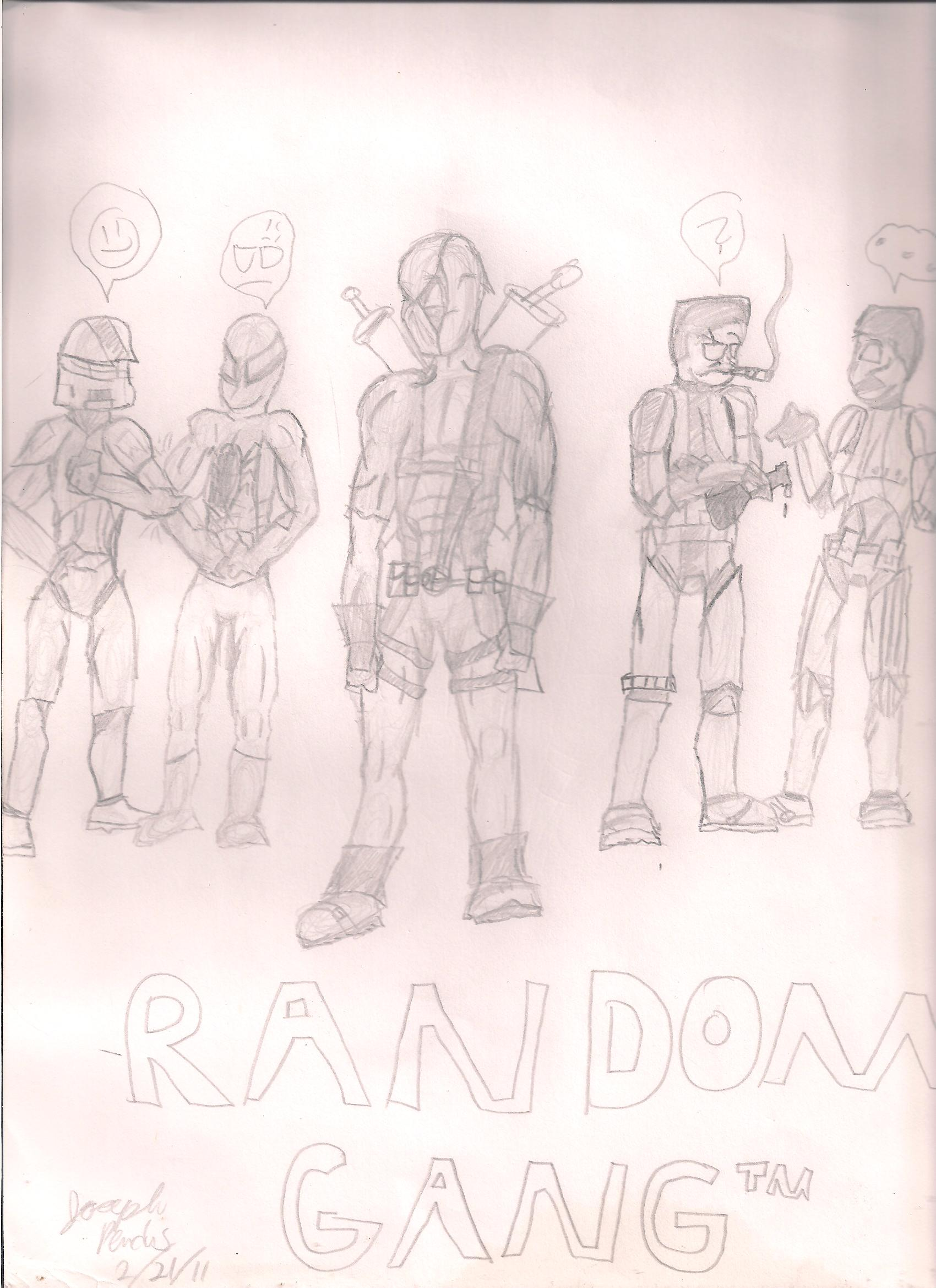 The Random Gang