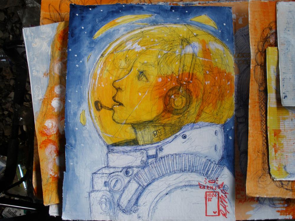 Loveless in Space