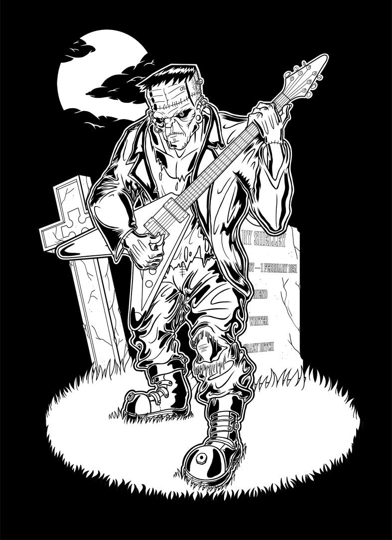 Frankenstein - BNW