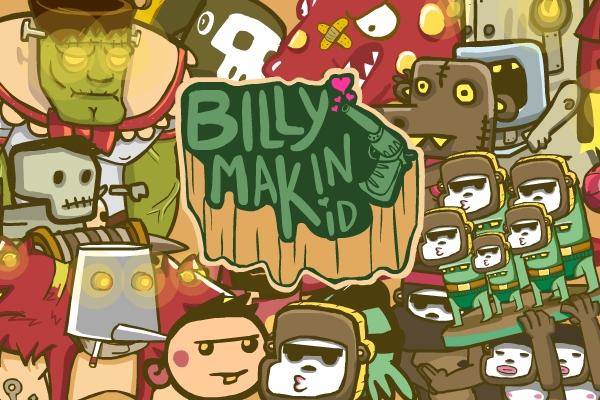 BMK Combine Character