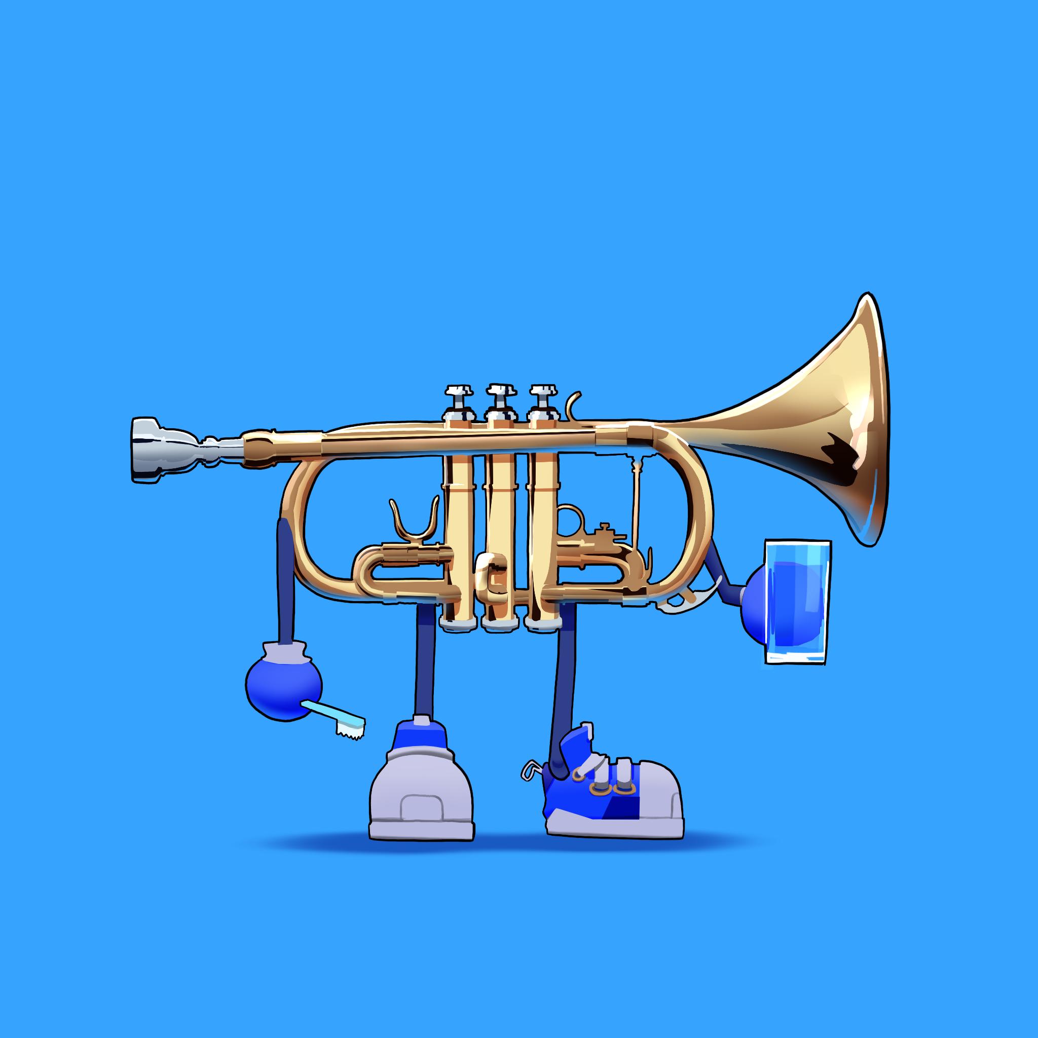 honk honk trumpet