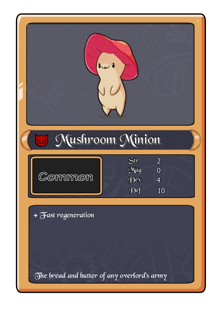 Minion entry #1