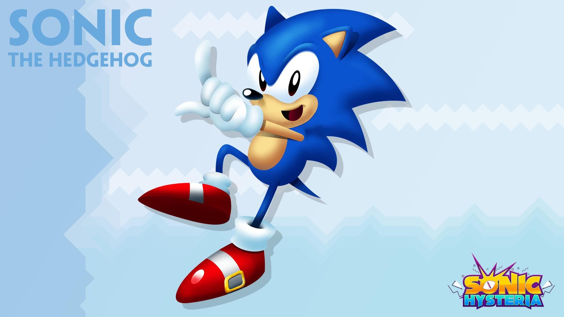 Sonic - Sonic Hysteria