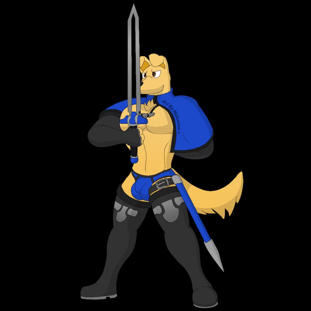 Templar Pup