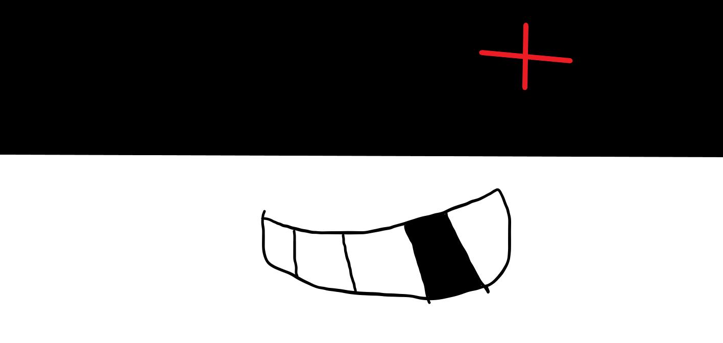 That EVIL grin