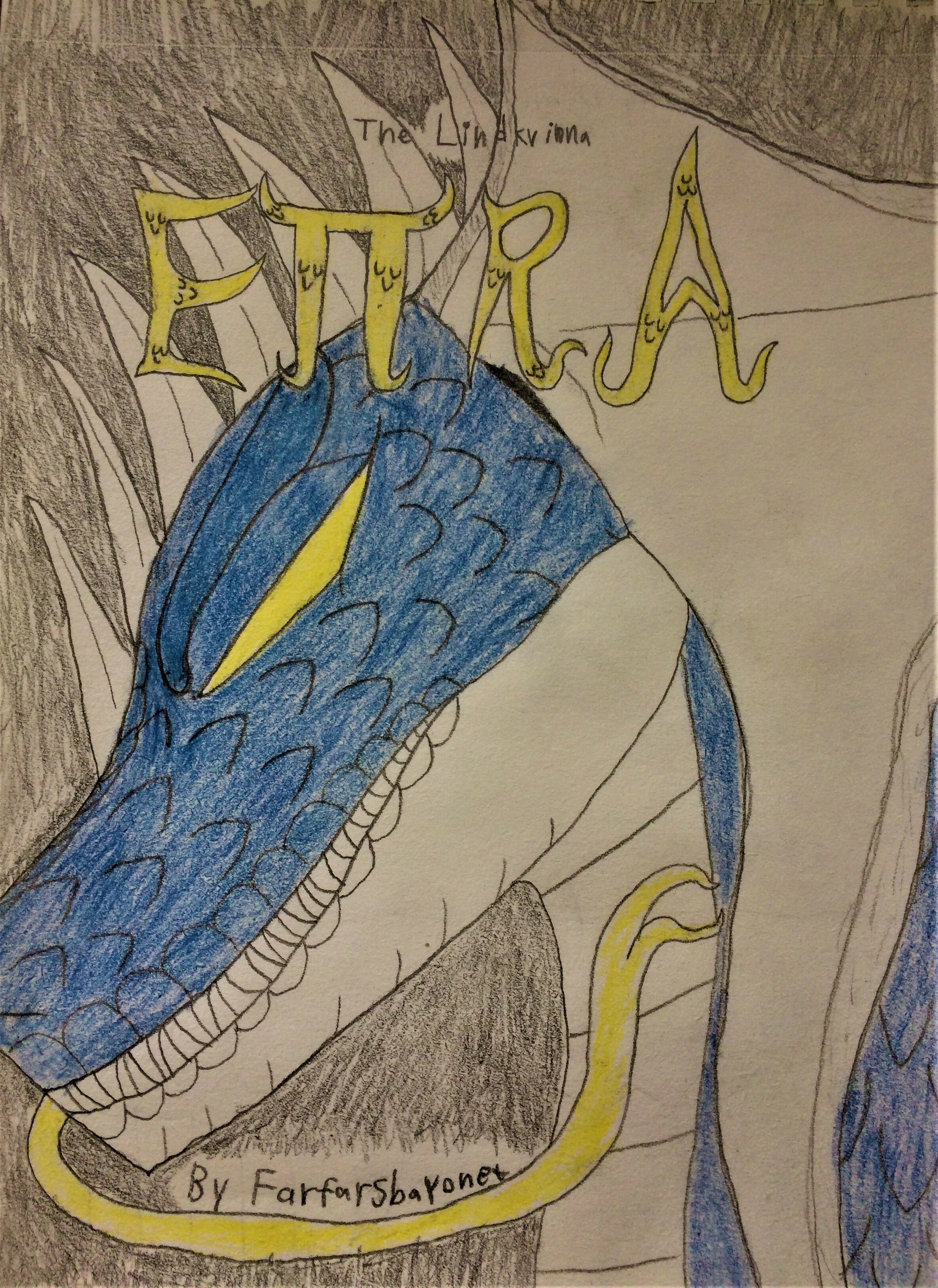 Ettra the Lindkvinna cover