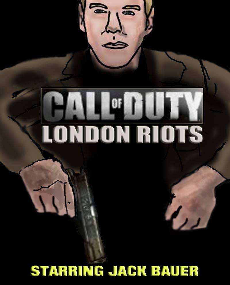 Call of Duty:London Riots