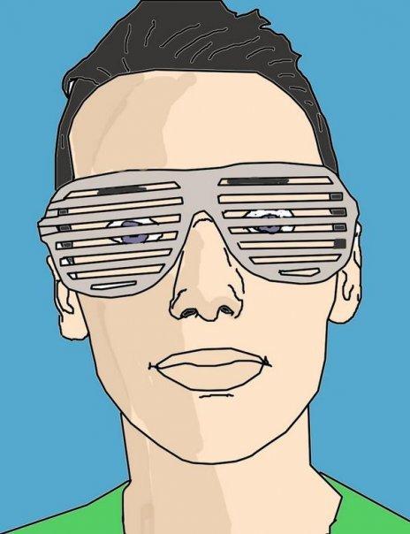 me 80's shades