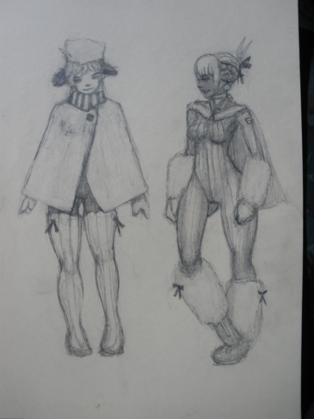 June and July winter clothes