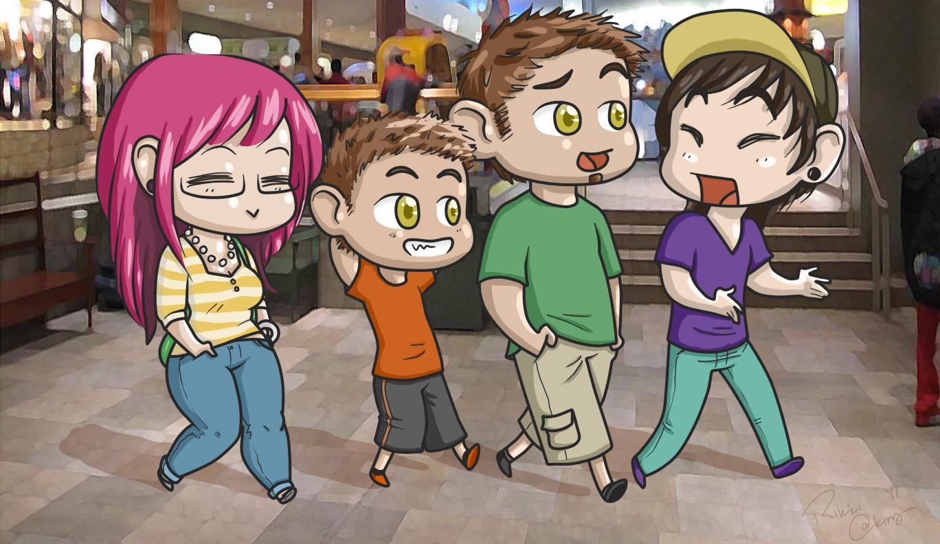 Mall Fun