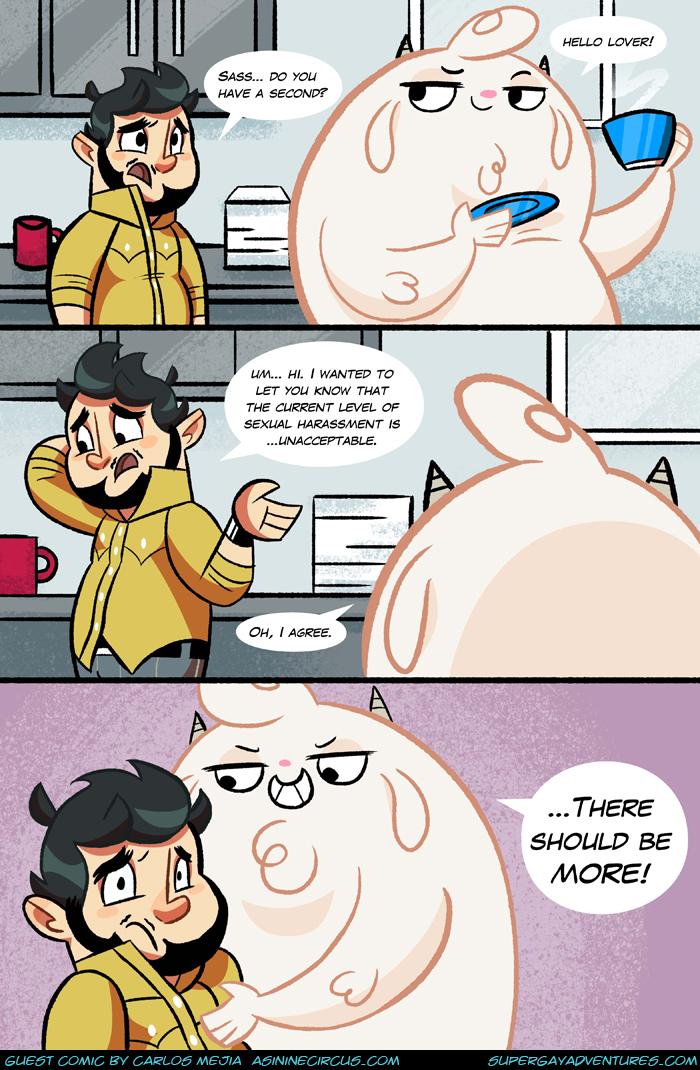 Guest Comic