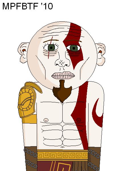 Awesome Kratos