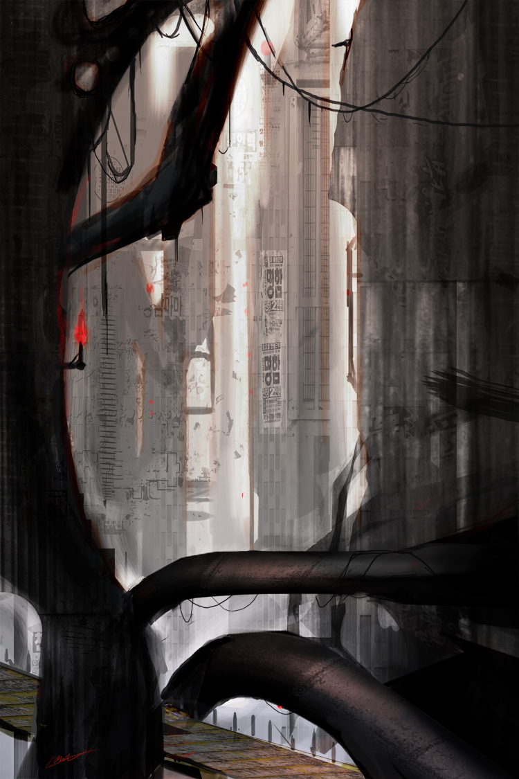 Ghost District
