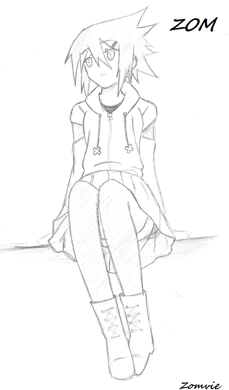 Character Zom