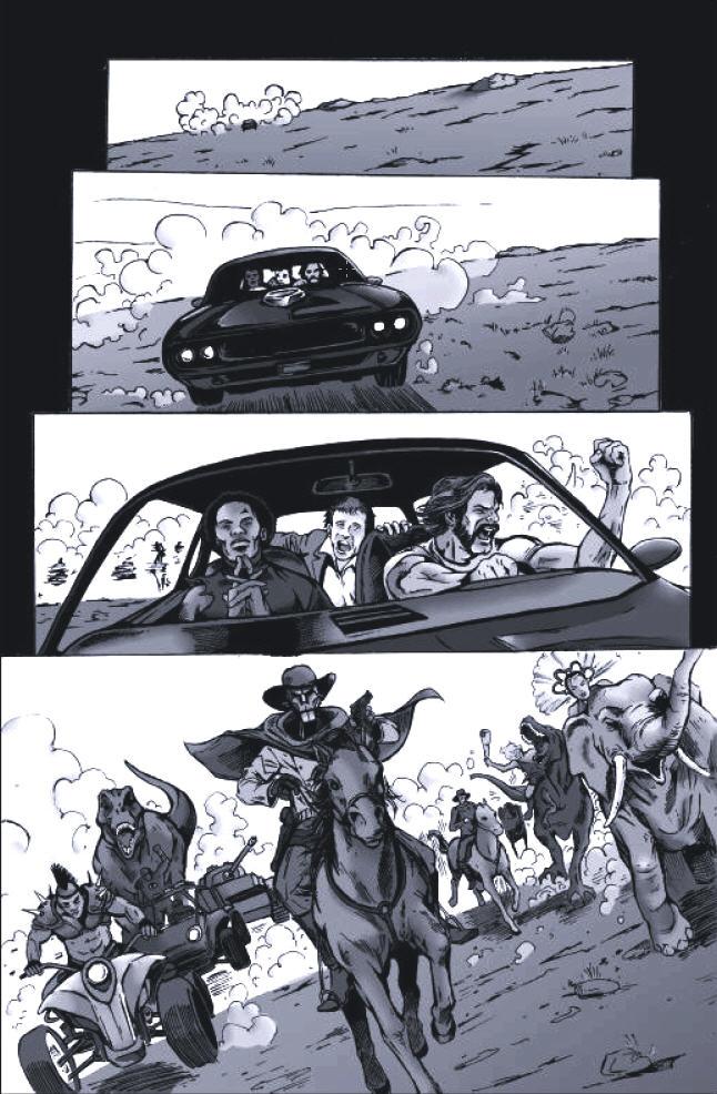 Greyscale Comic 2