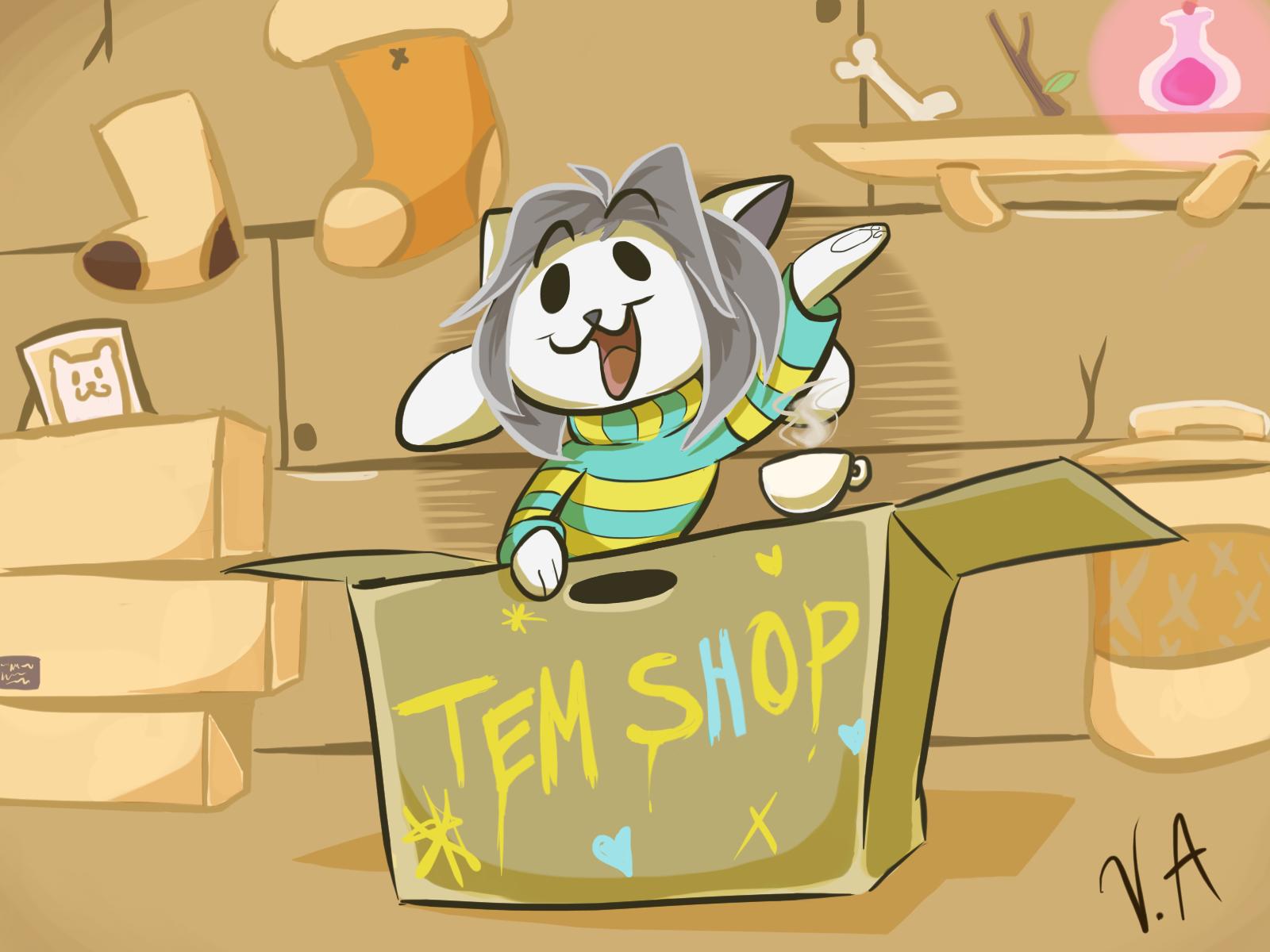 Tem Shop <3