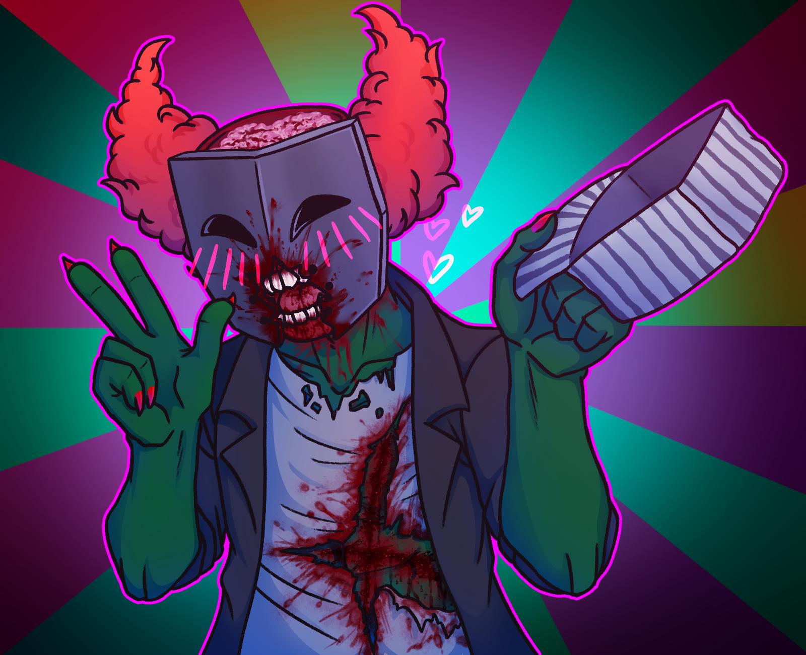 Tricky Tricky Clown <3