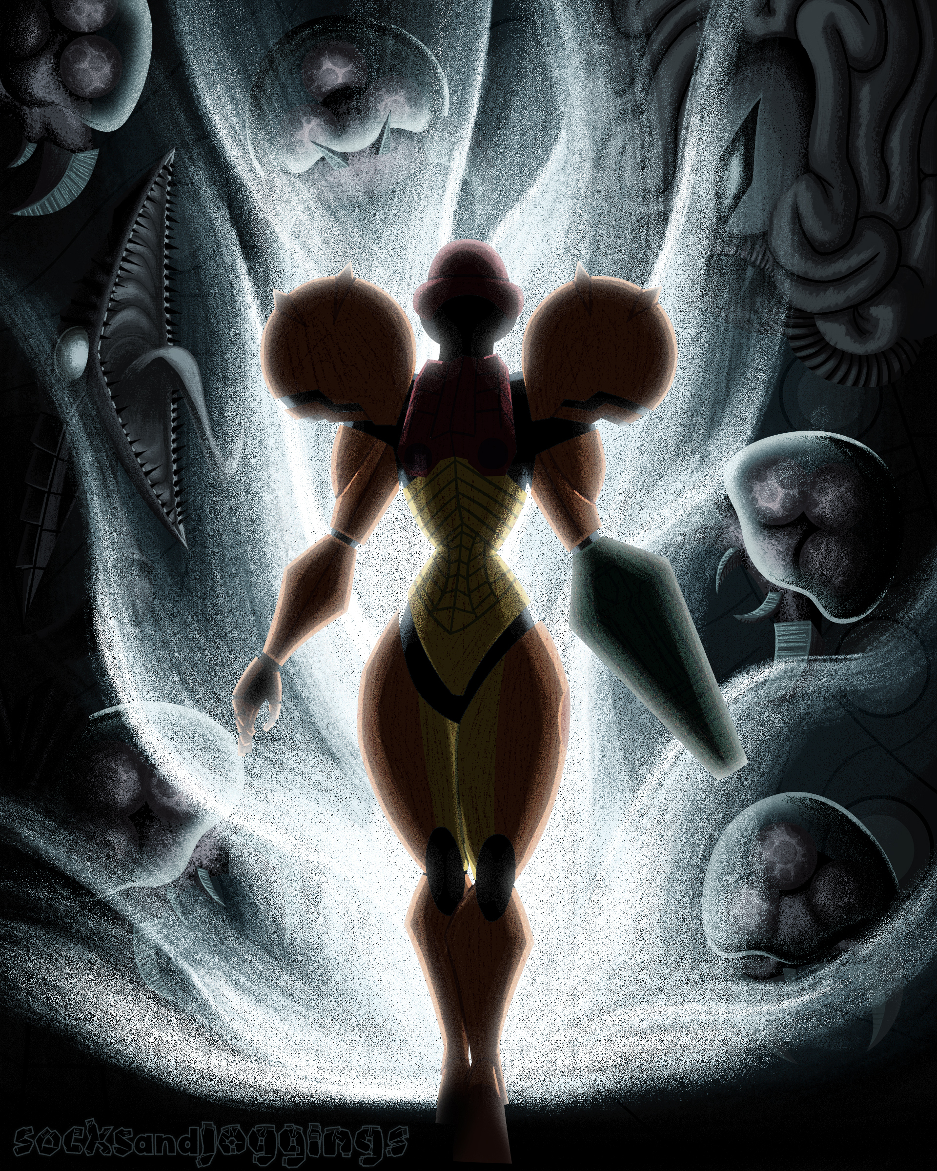 Samus 3: Into the Abyss