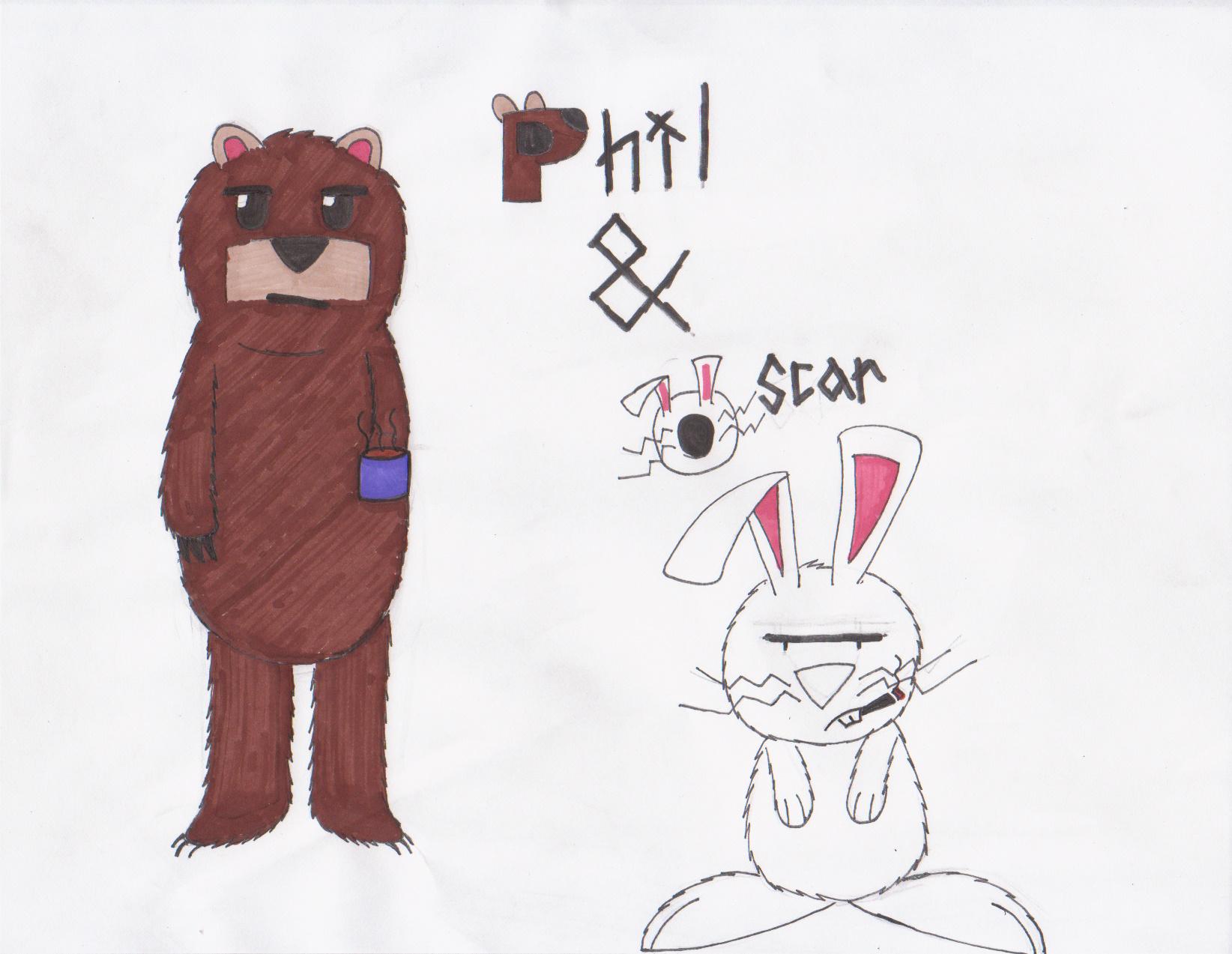Phil & Oscar