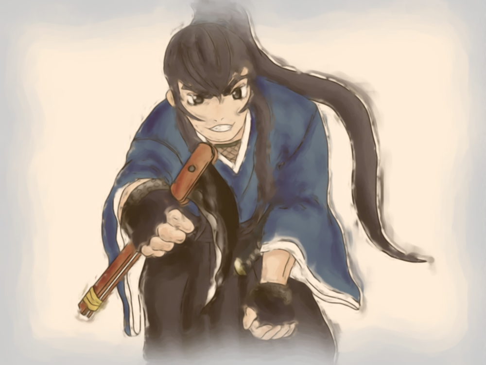 Kuro kumo no ninja