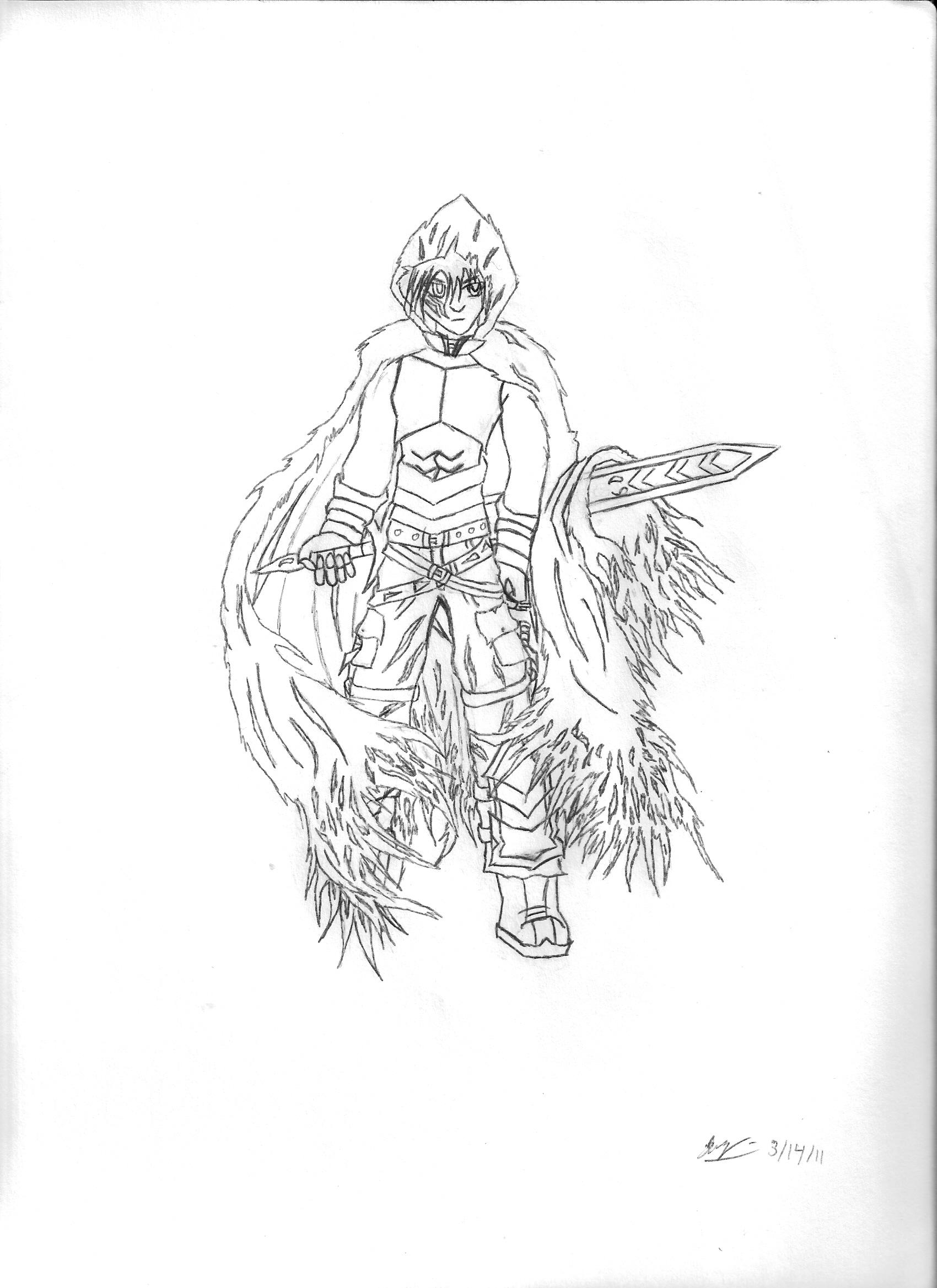 Zephyr - Soldier Uniform