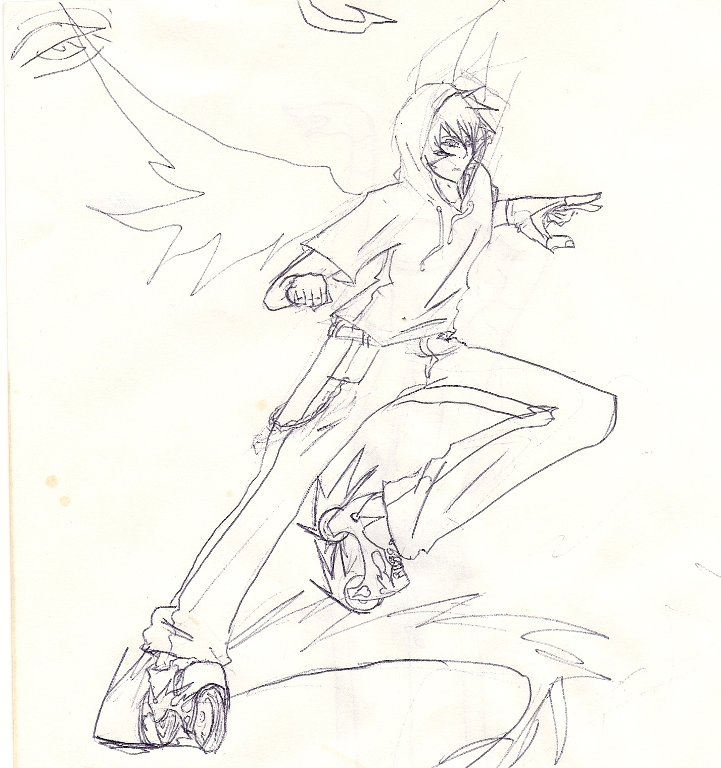 Air gear reference?