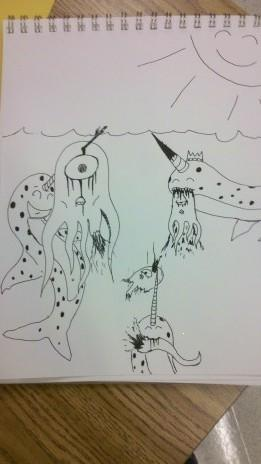 Narwhals, Narwhals!