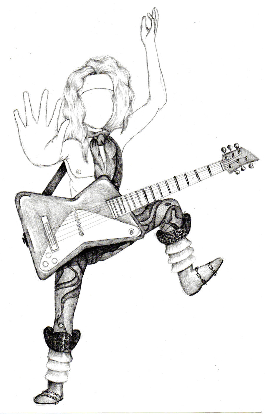 Rock To The Hand