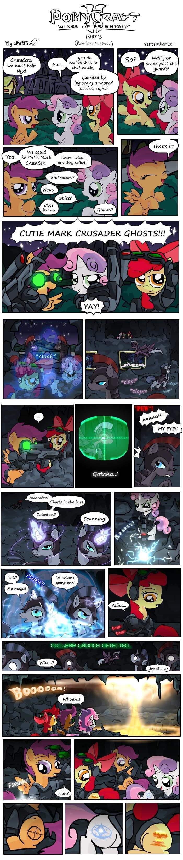 Ponycraft2 - Terran (part 3)