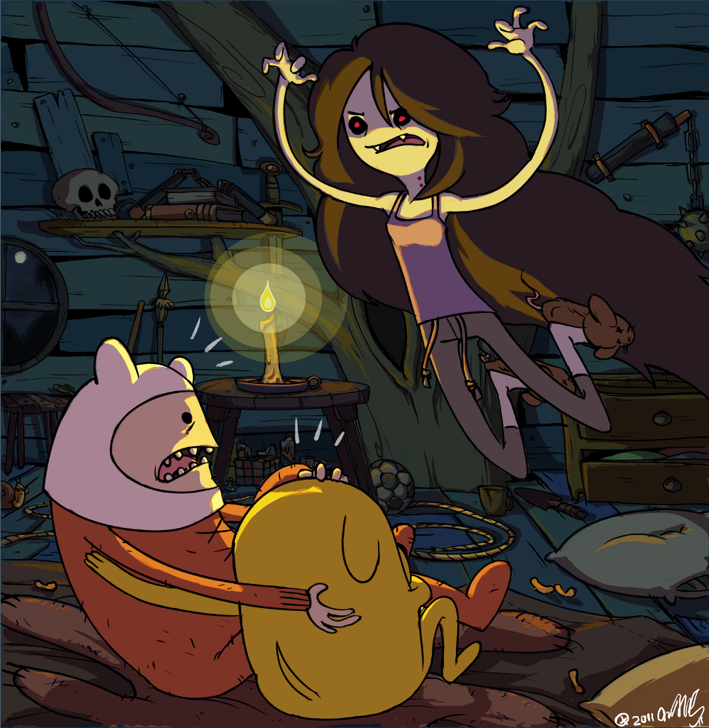 CG :: Adventure Time