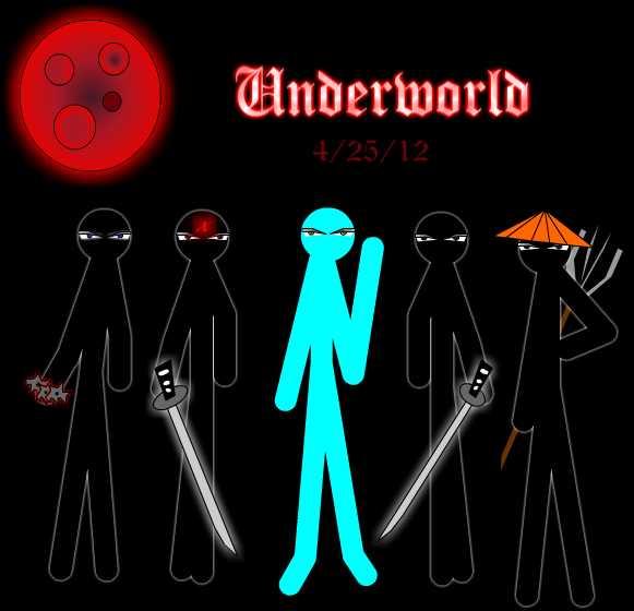 Underworld Page Background NEW