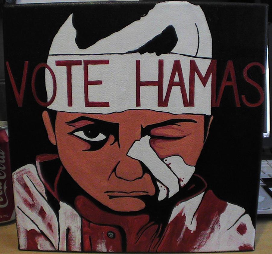 Vote Hamas