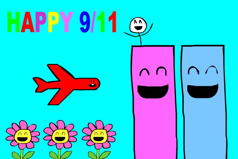 HAPPY 9-11!