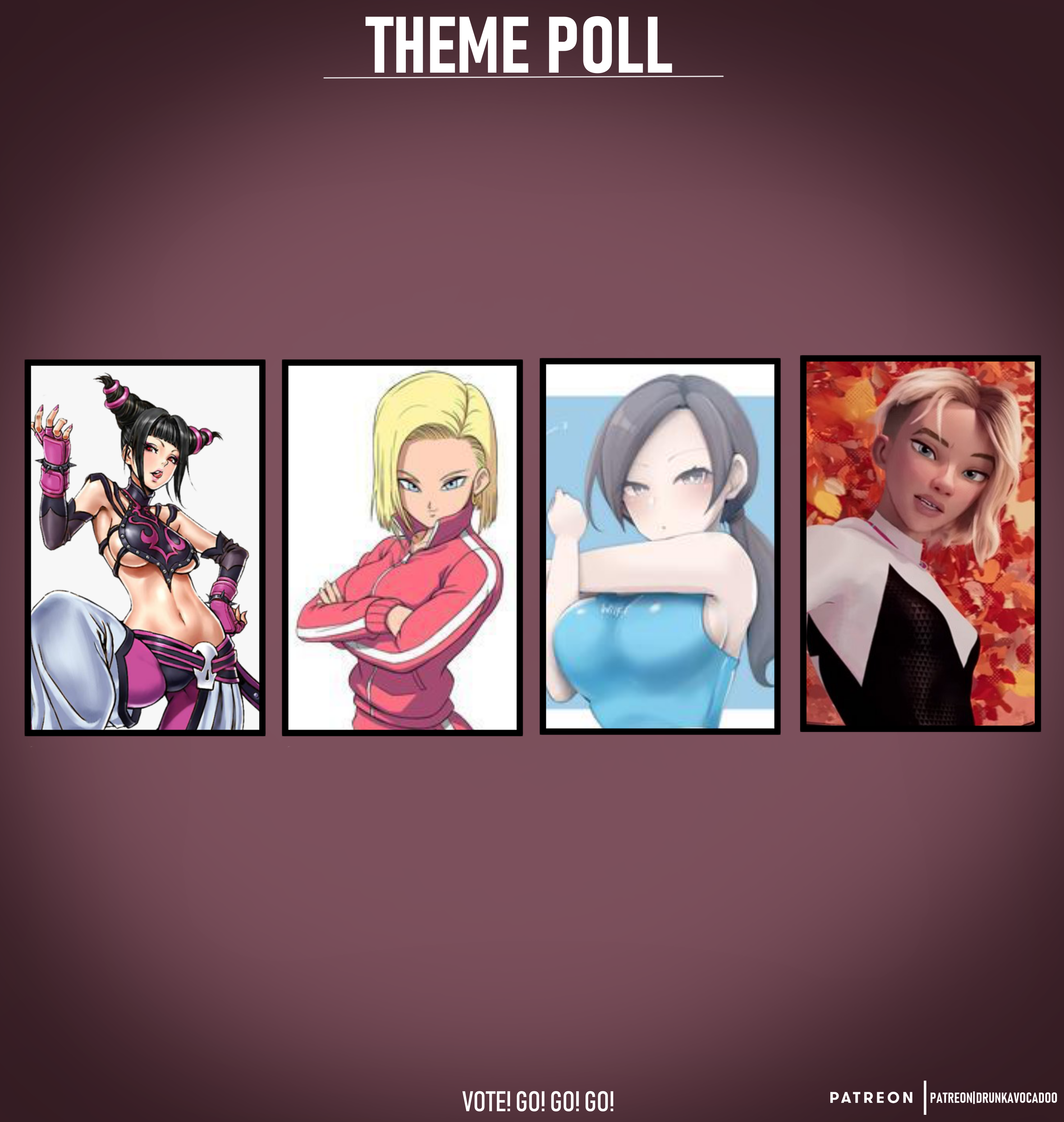 Theme(Fit babes) Poll!