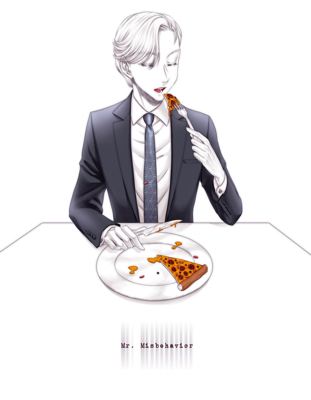 Mr. Misbehavior: Yummy