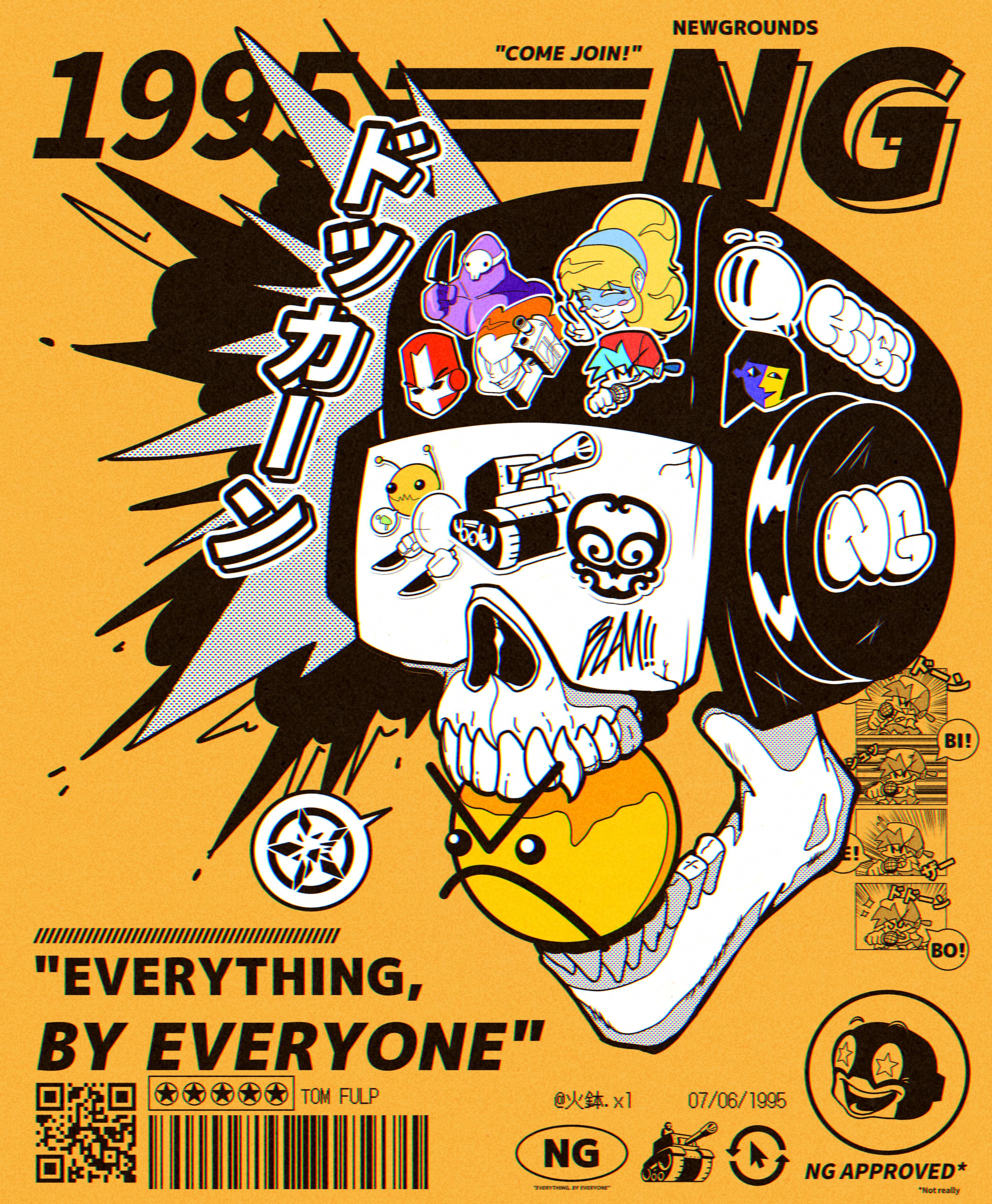 """""""EVERYTHING, BY EVERYONE"""""""