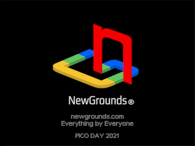 Newgrounds PS1 Logo