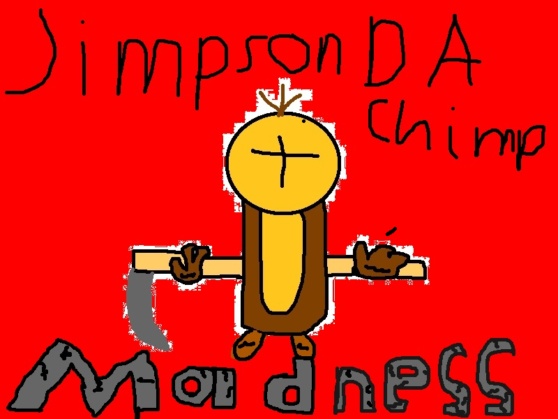 JimpsonDaChimp Madness version
