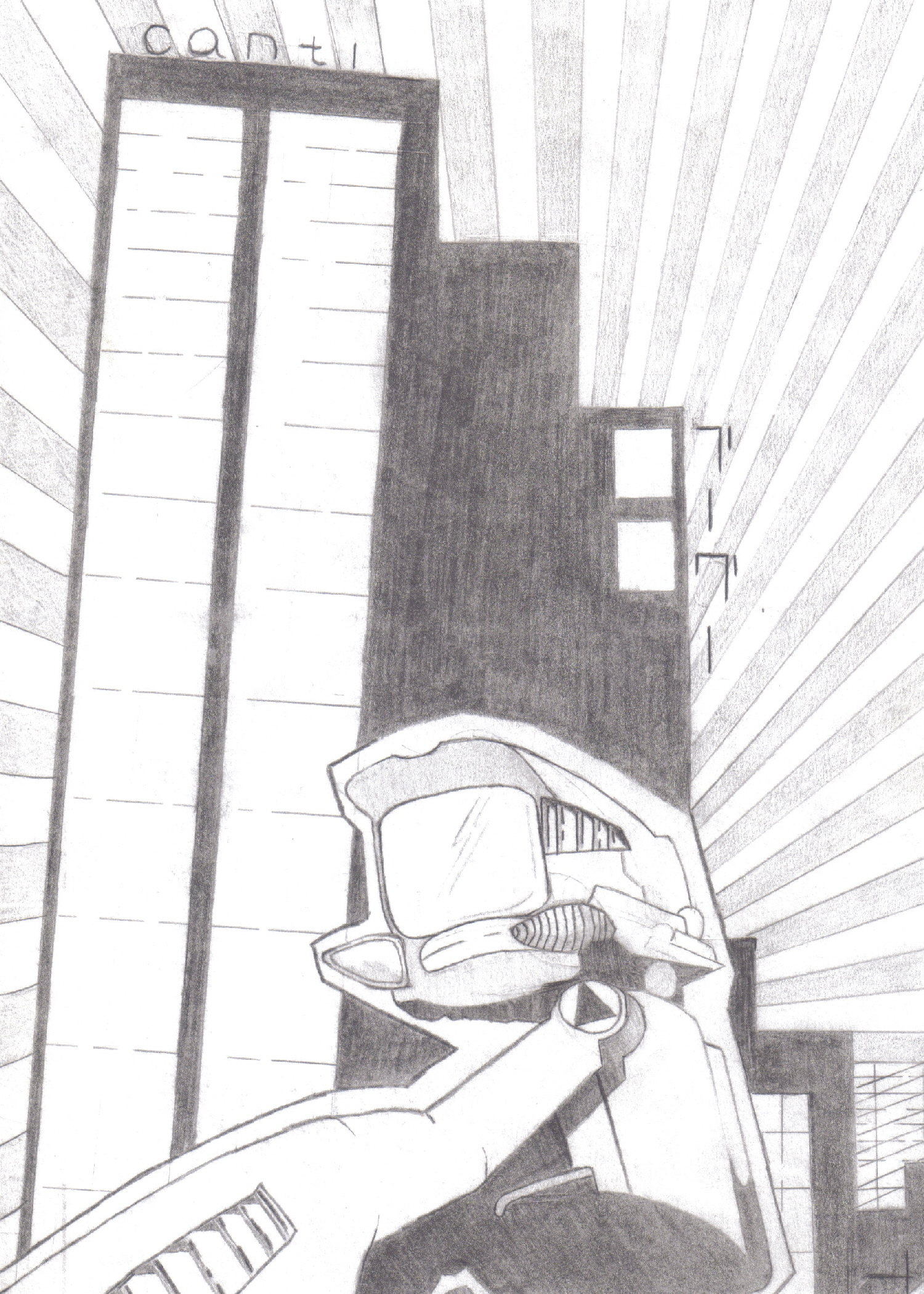 FLCL CANTI 1