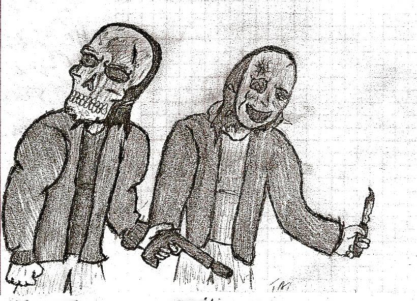 Phantom & Plague