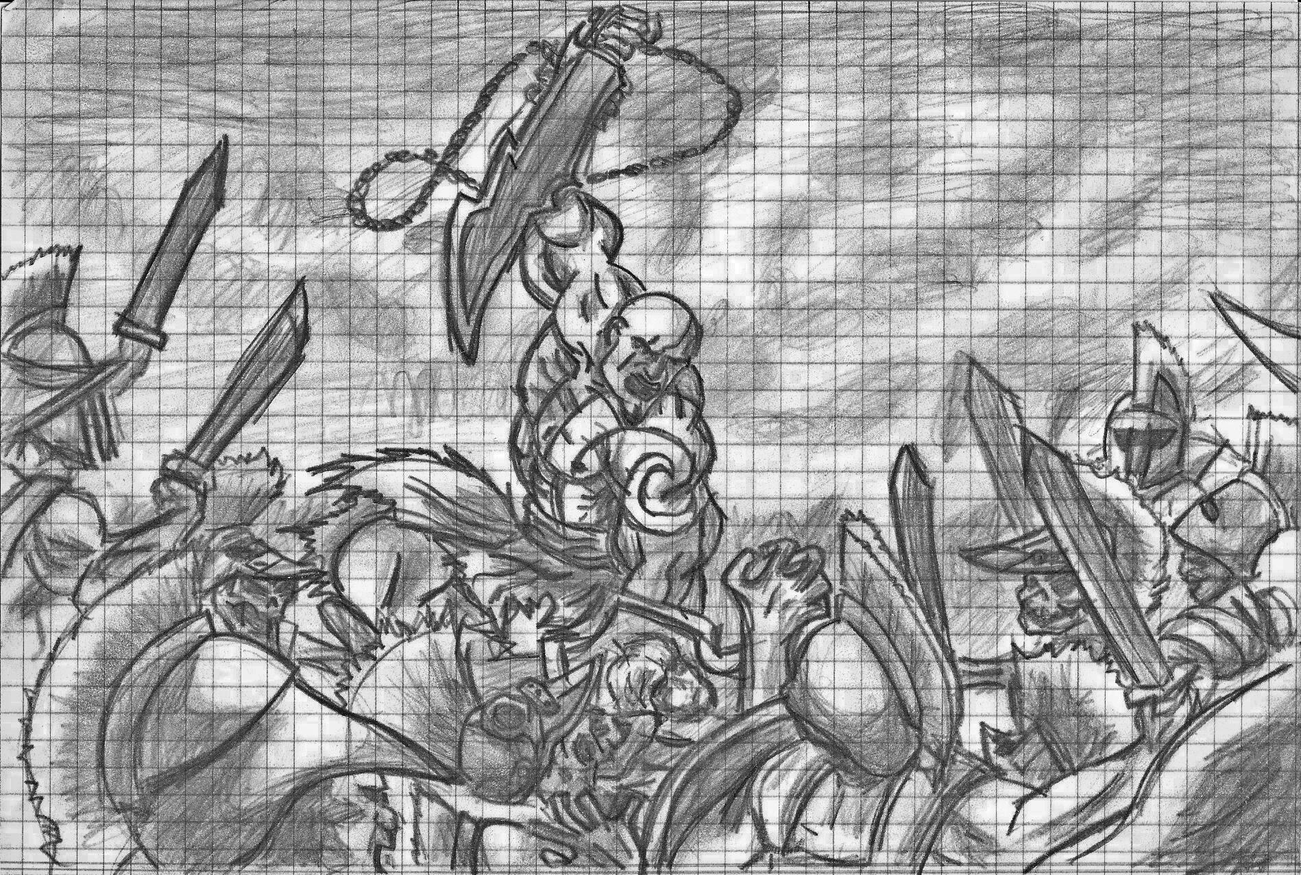 God of War- Kratos