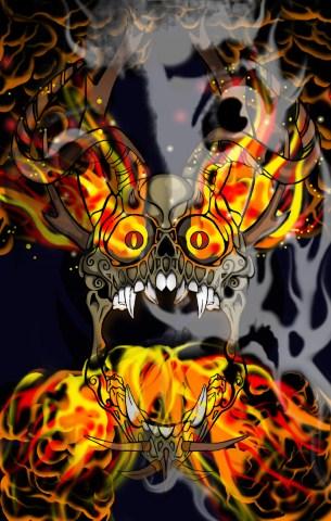 Hell in my Skull
